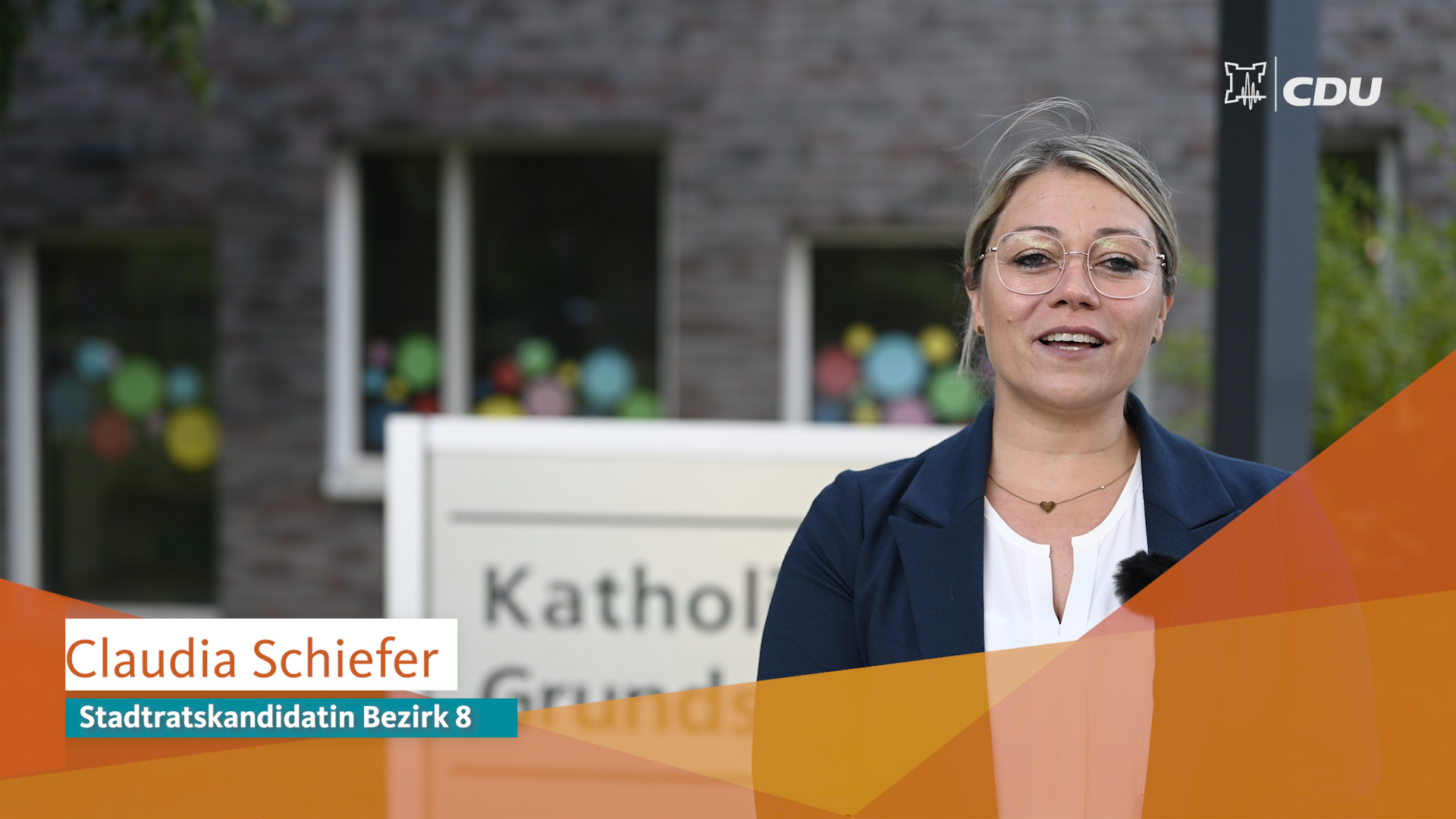 Wahlbezirk 8: Claudia Schiefer