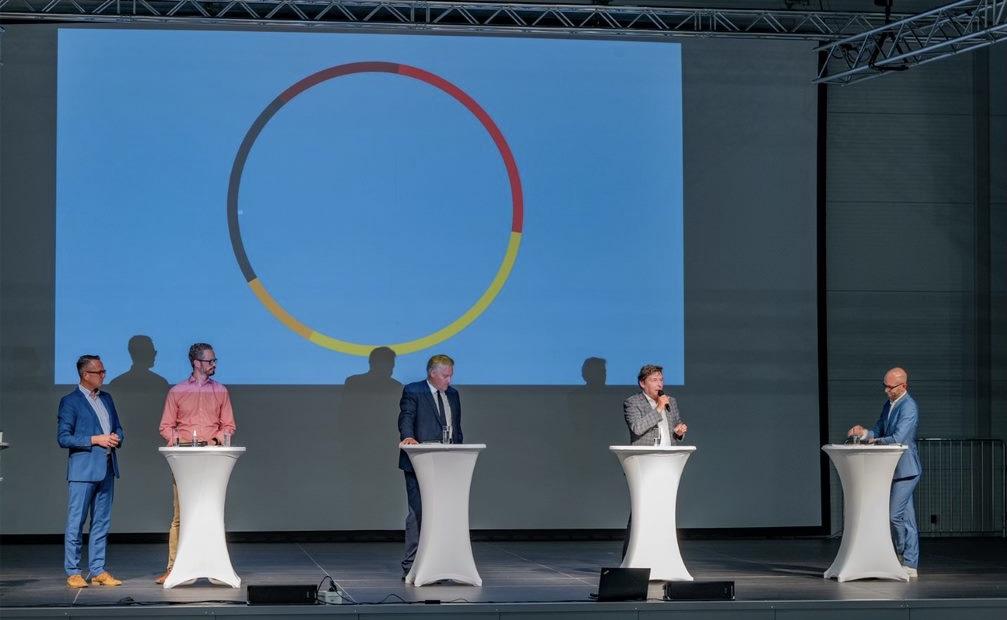 CDU Talkshow in der KulturMuschel