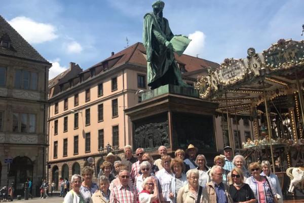Senioren Union Sommertour